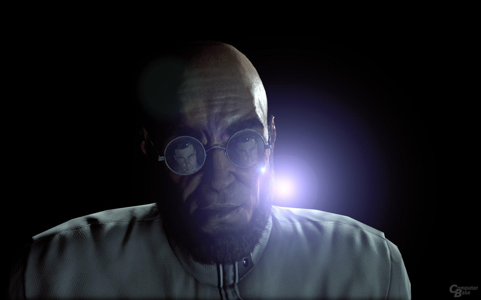 Batman: Arkham City: Hugo Strange: Der BAC-Über-Antagonist