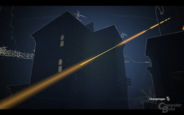 Batman: Arkham City: Auflockerndes Gimmick: Der Detektivmodus