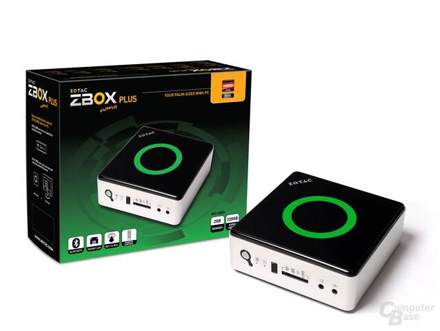 Zotac ZBox nano AD10 Plus