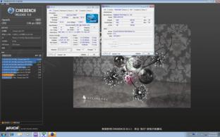 Cinebench 11.5 bei 2,4 GHz