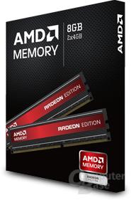 AMD-Speicher in a Box