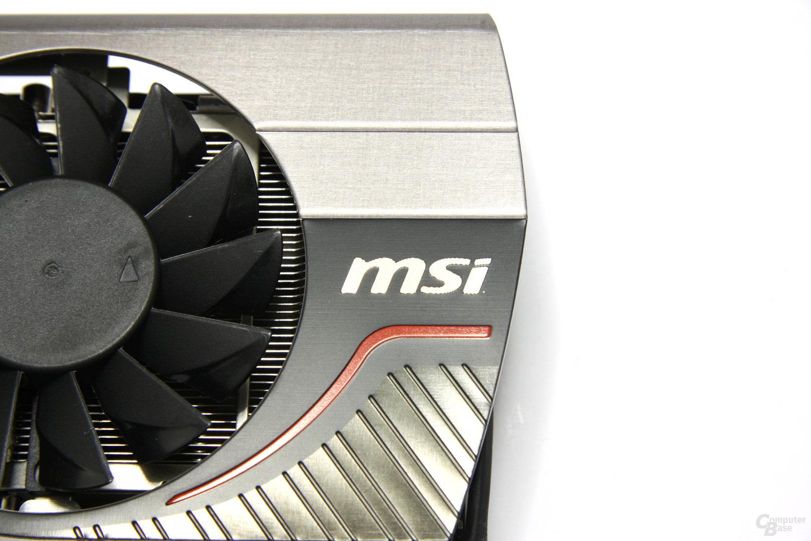 GeForce GTX 560 Ti 448 Core TFIII PE OC Logo