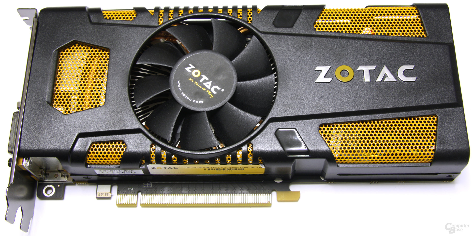 Zotac GeForce GTX 560 Ti 448 Core LE