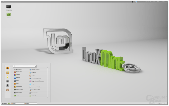 Linux Mint Lisa