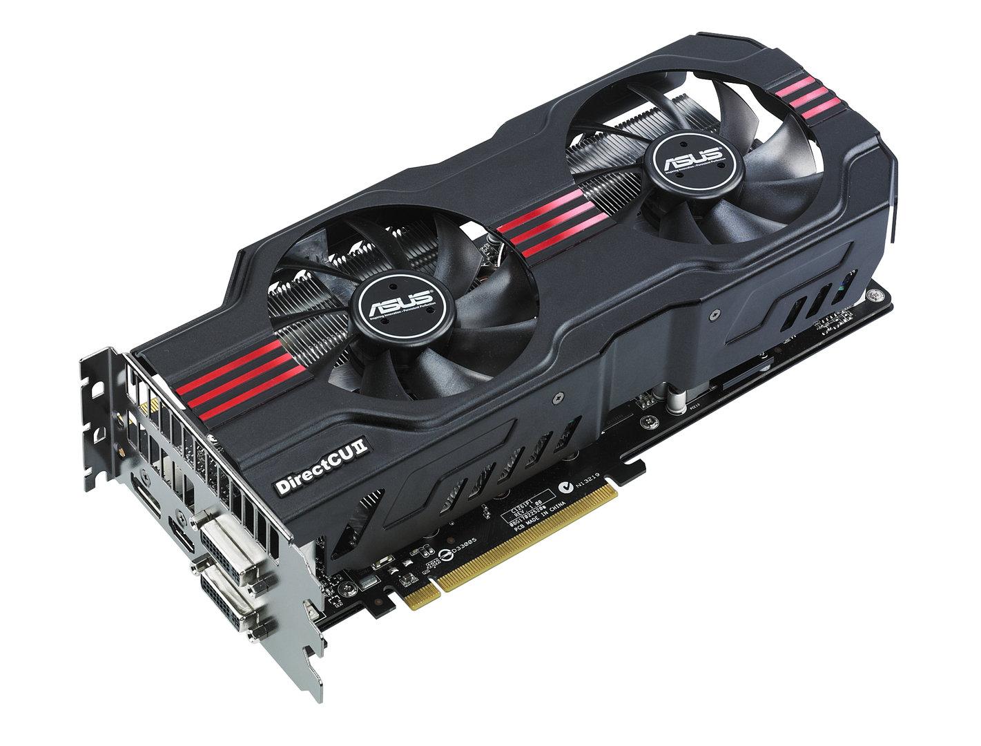 Asus GeForce GTX 560 Ti 448 DirectCU II