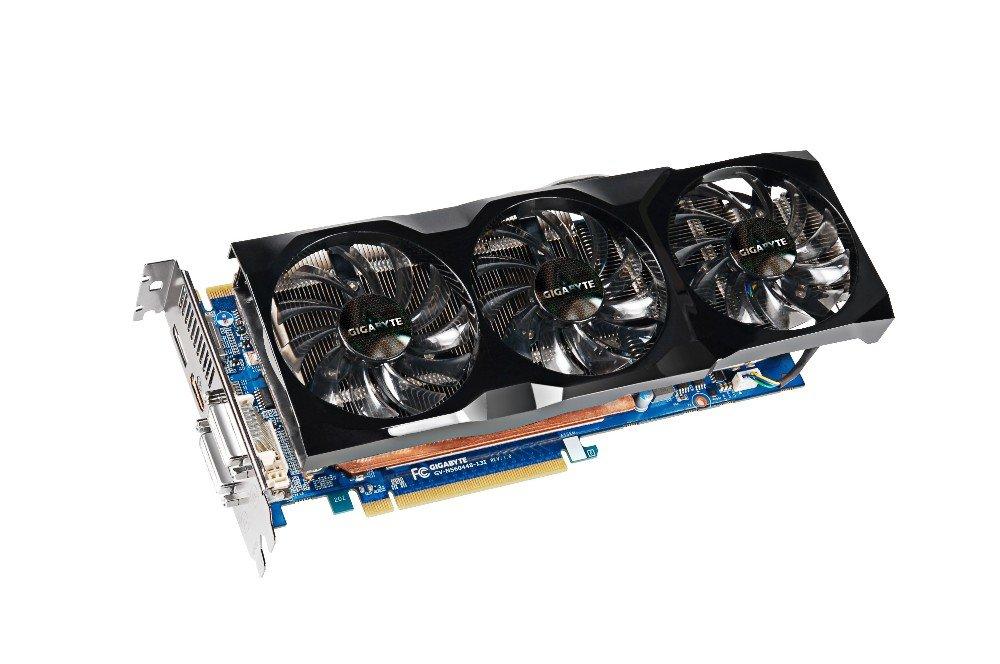 Gigabyte GeForce GTX 560 Ti 448 Cores