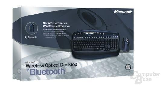 Wireless Optical Desktop for Bluetooth