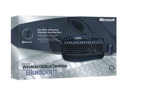 Wireless Optical Desktop for Bluetooth