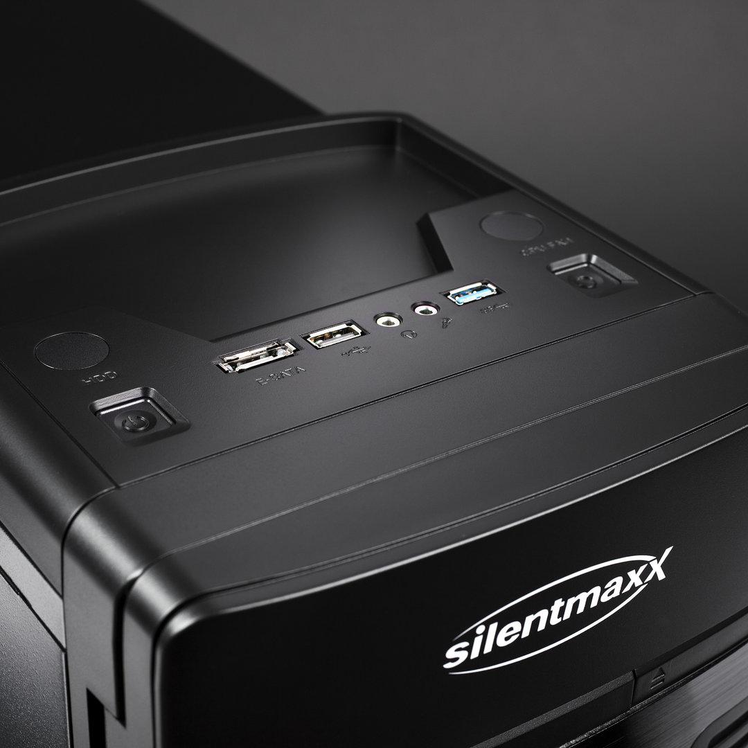 silentmaxx 0-Dezibel-PC