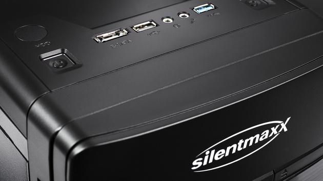Gewinnspiel Januar 2012: Ein lautloser PC von silentmaxx