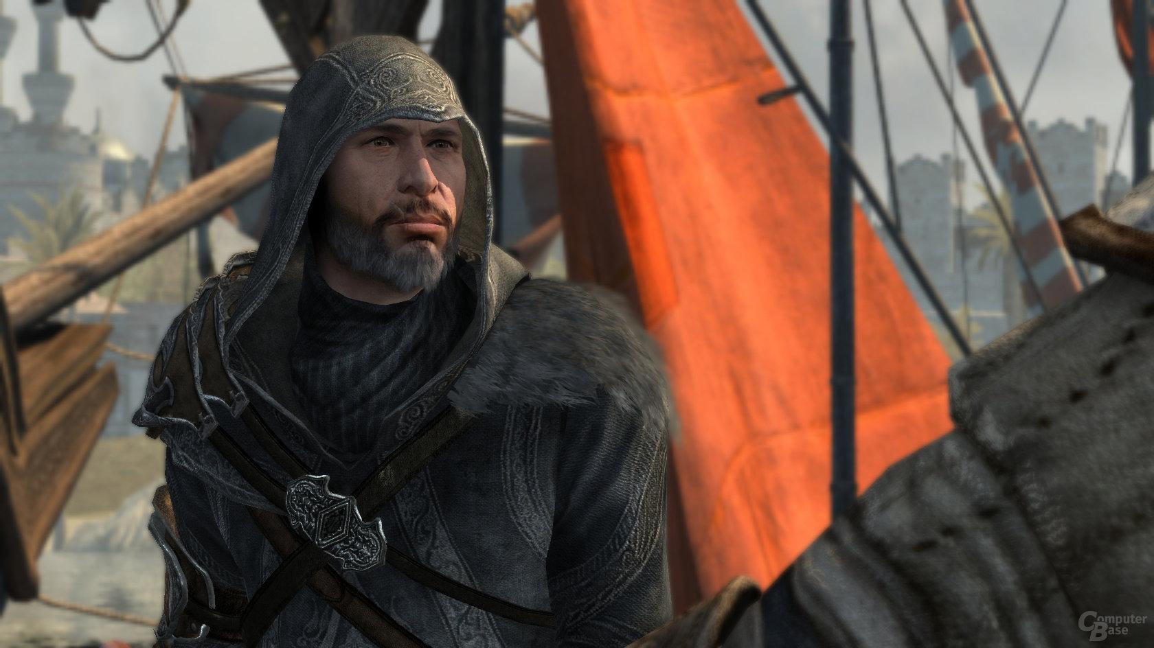 Assassin's Creed: Revelations: ACR-Protagonist Ezio Auditore da Firenze