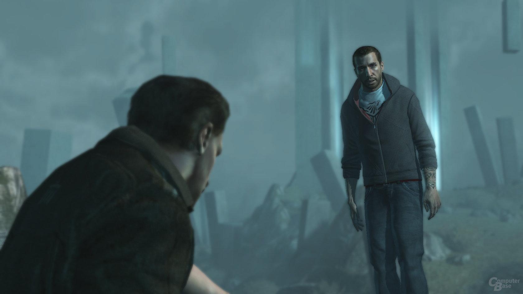 Assassin's Creed: Revelations: Alter neuer Held? Desmond im Animus