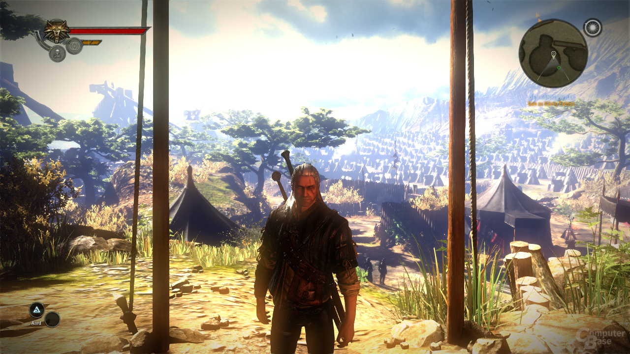 AMD Cayman - The Witcher 2