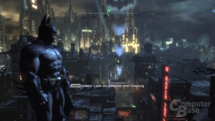 Nvidia GF110 - Batman Arkham City