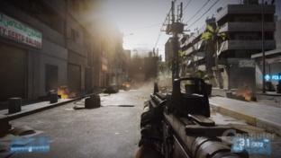 Nvidia GF110 - Battlefield 3