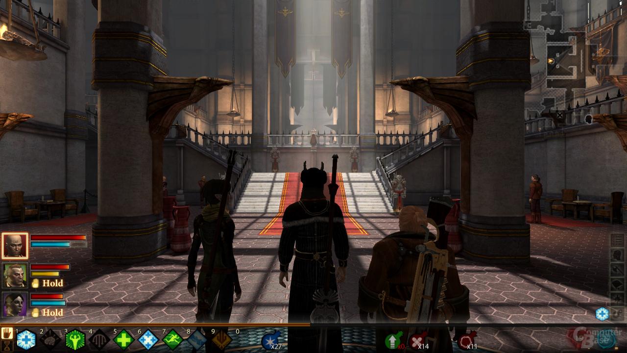 Nvidia GF110 - Dragon Age 2