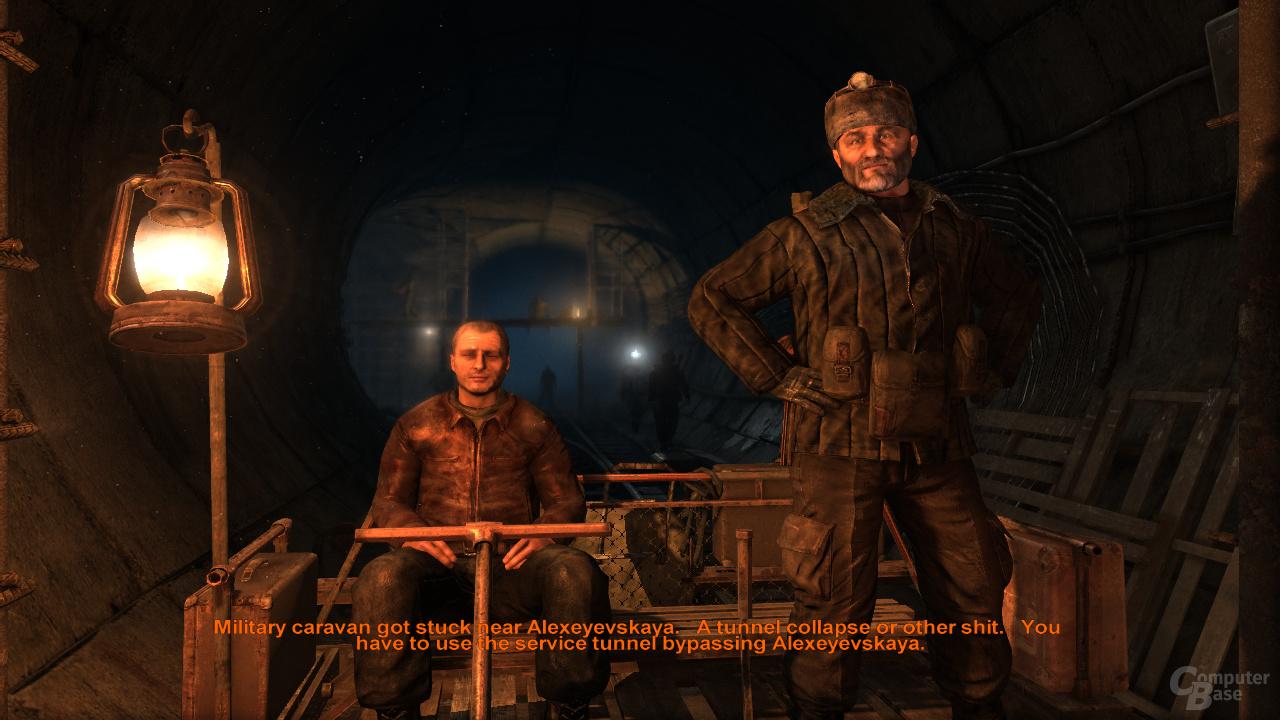 Nvidia GF110 - Metro 2033