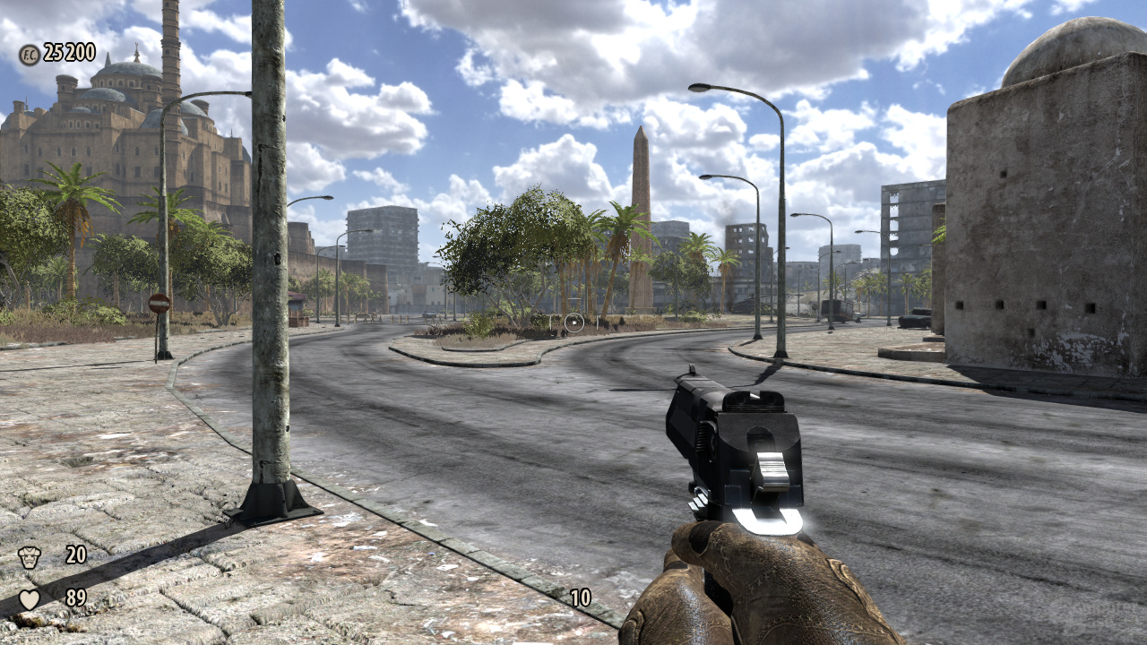 Nvidia GF110 - Serious Sam 3