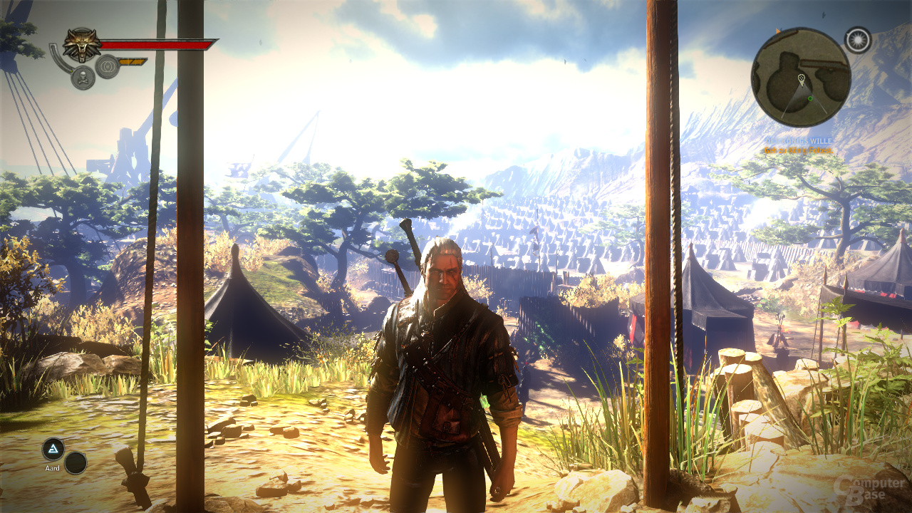 Nvidia GF110 - The Witcher 2