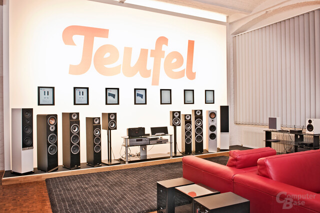 Teufel-Showroom