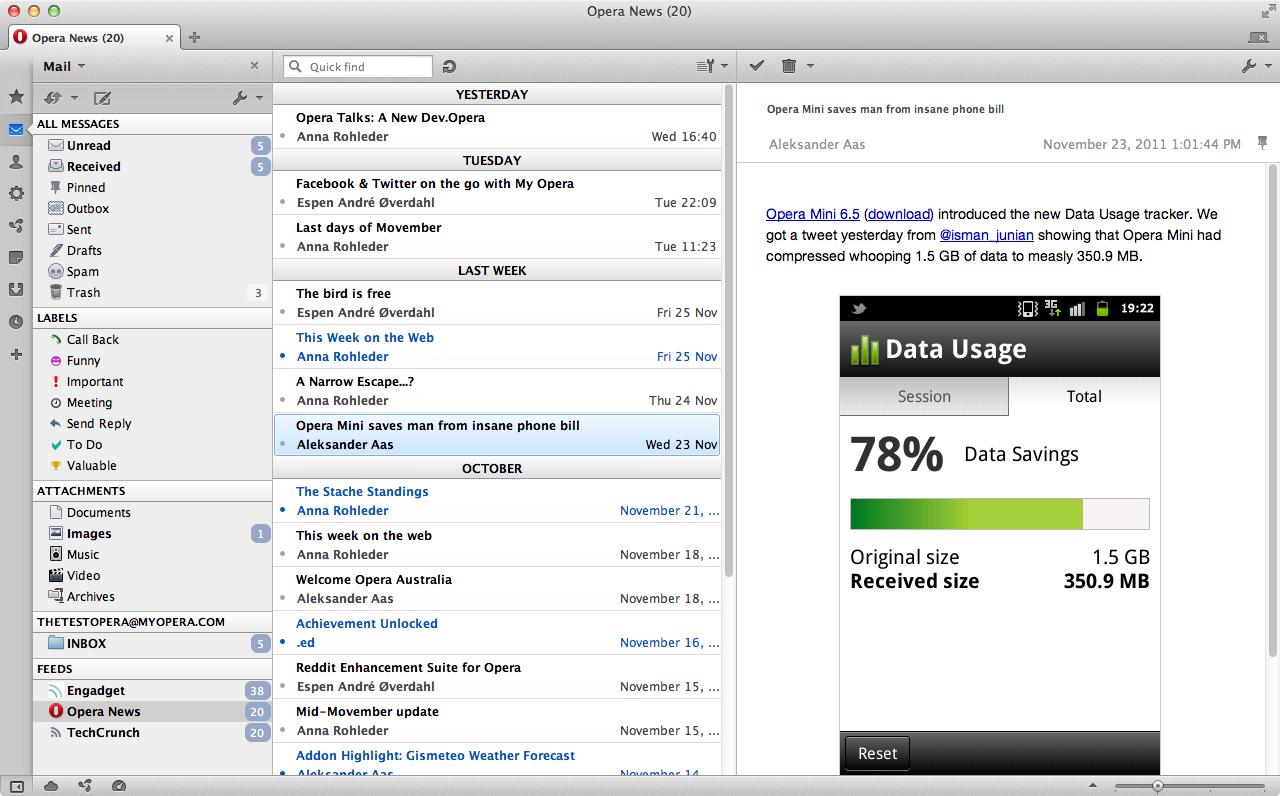 RSS (Mac OS X)