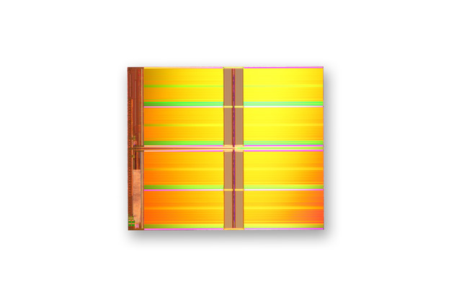 Monolithisches 128-Gbit-MLC-NAND von IMFT