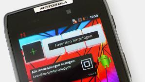 Motorola Razr im Test: Das Kult-Handy wird Smartphone