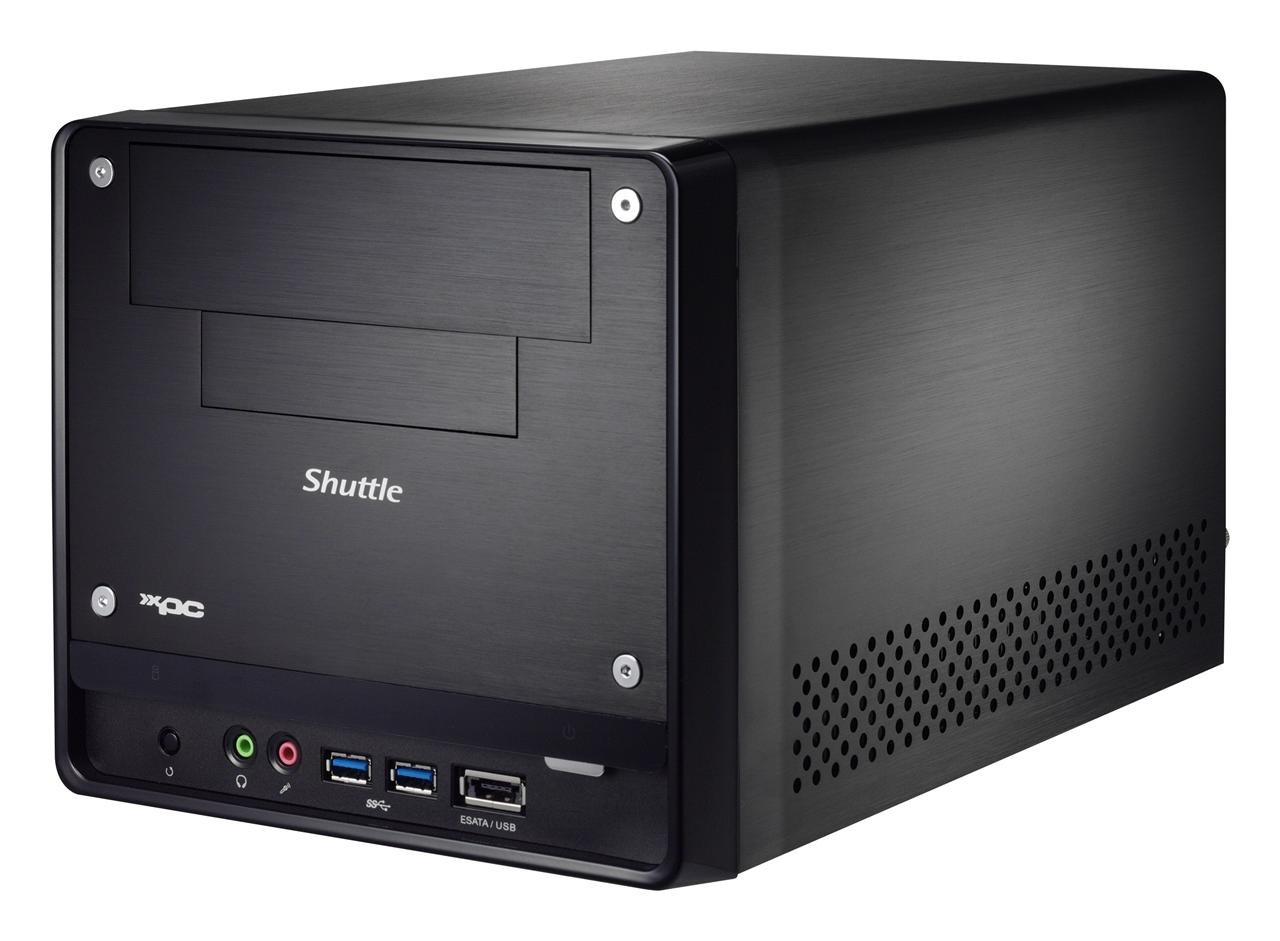 Shuttle Mini-PC-Komplettsystem H3 6700H
