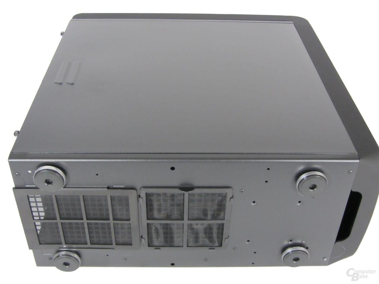 BitFenix Raider - Boden