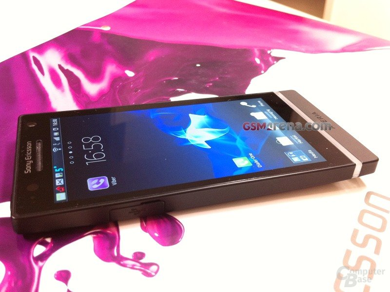 Sony Ericsson Xperia Arc HD