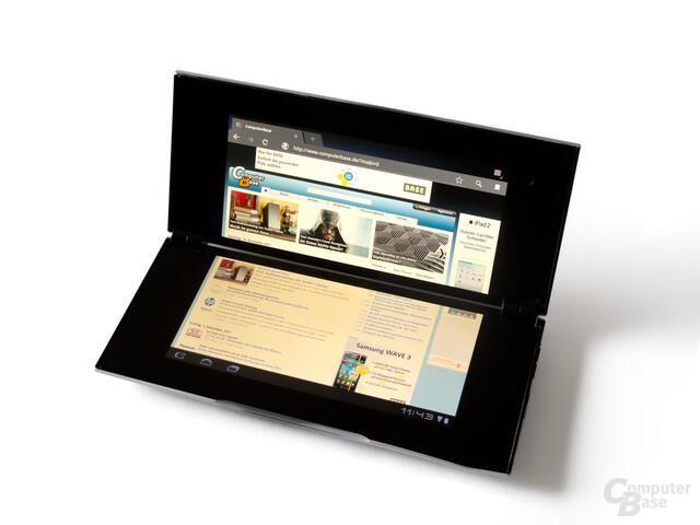 Hat zu viele Schwächen: Sony Tablet P
