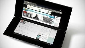 Sony Tablet P im Test: Der Brillenetui-Tablet-PC