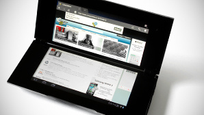 Sony Tablet P im Test: Der Brillenetui-Tablet-PC