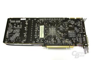 Radeon HD 7970 Rückseite