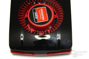 Radeon HD 7970 von oben