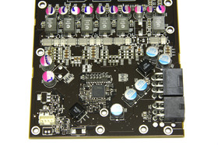 Radeon HD 7970 GPU und Speicher Bauteil 2