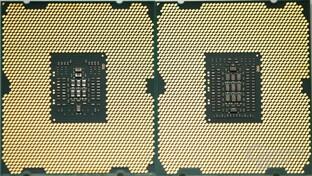 Intel Core i7-3820 links vs. Intel Core i7-3960X rechts