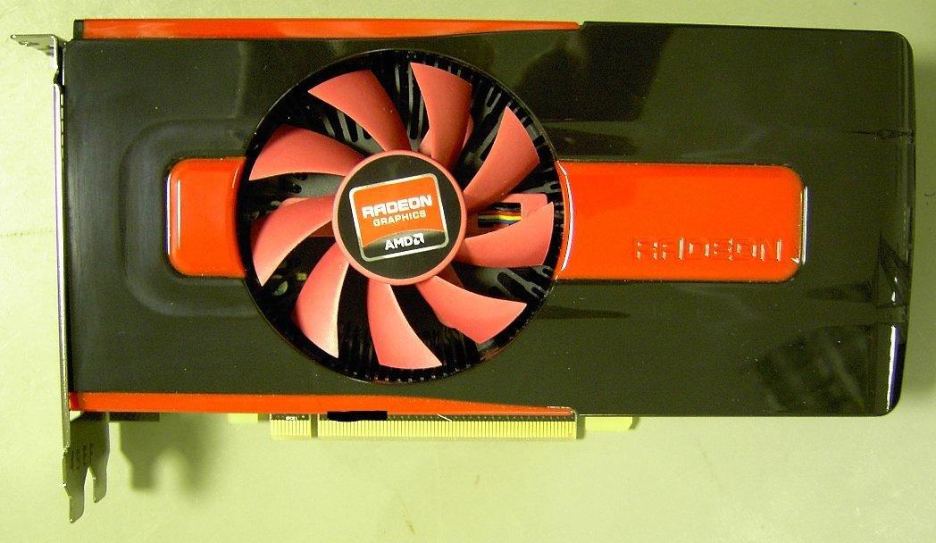 AMD Radeon HD 7770