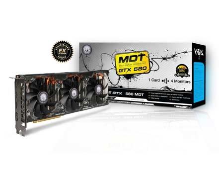 KFA² GTX 580 MDT X4 OC