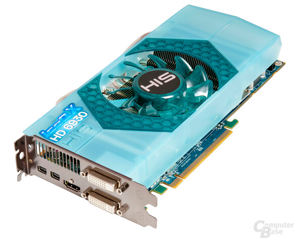 HIS Radeon HD 6930 IceQ X 1GB