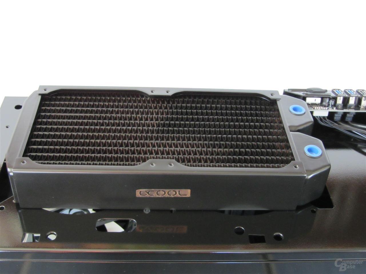 NZXT Phantom 410 - Einbau eines 240er Radiators möglich