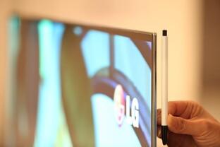 LGs OLED-TV mit 55 Zoll
