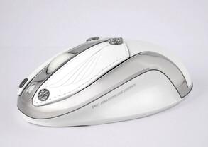 "Shogun Bros. Wireless Gamepad Mouse Chameleon X-1 im ""Assassin's Creed""-Design"