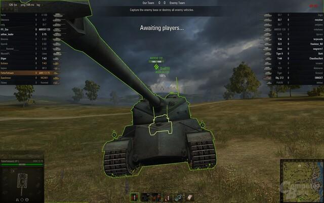 AMX 50 120