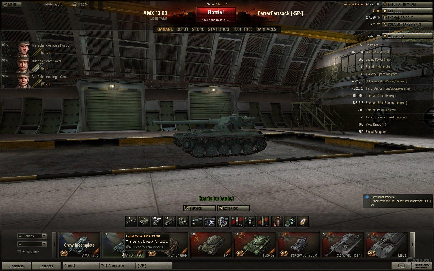 AMX 13 90
