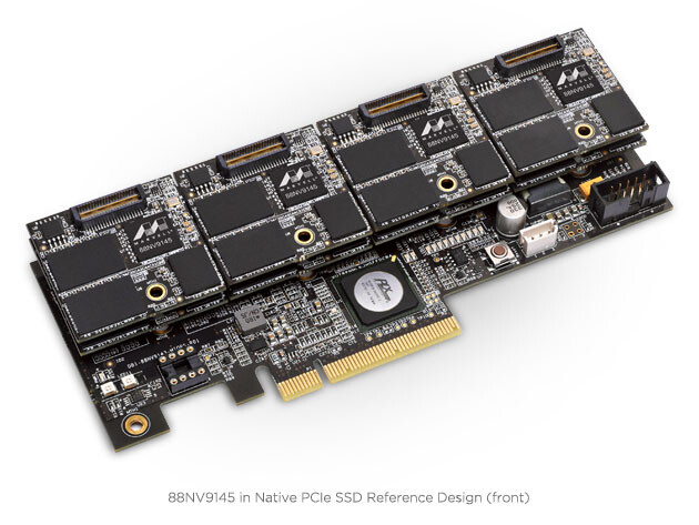 Marvell 88NV9145 – SSD-Referenzdesign