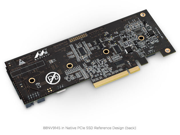 Marvell 88NV9145 – SSD-Referenzdesign