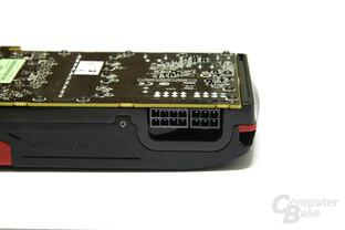 Radeon HD 7970 Stromanschlüsse