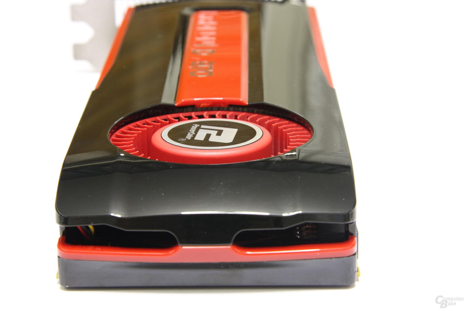 Radeon HD 7970 von hinten