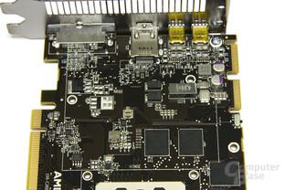 Radeon HD 7970 Bauteile